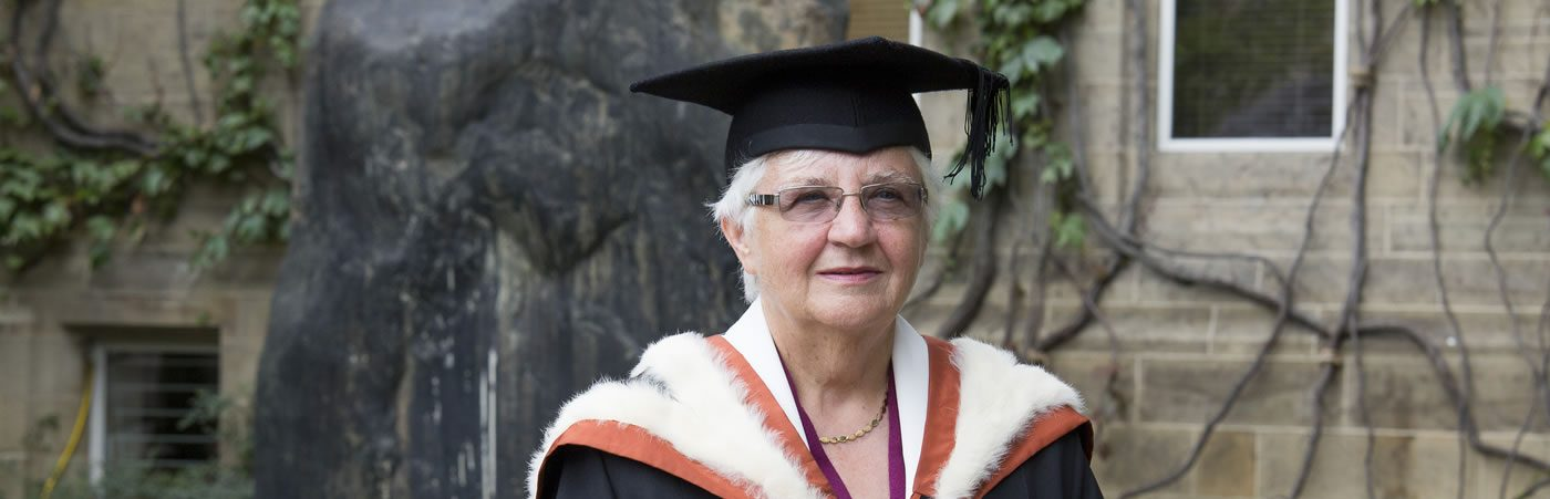 Professor Jean M Johnson