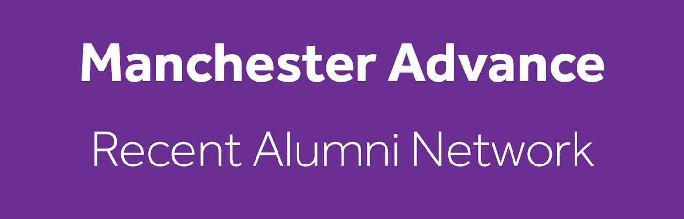 Manchester Advance Recent Alumni Network